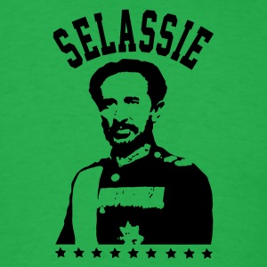 Haile Selassie - Men's T-Shirt