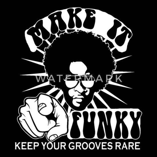 Funk Soul Jazz Funky 70 s Rare Groove Fusion Dance Men's T