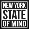 new york state of mind - Men's T-Shirt