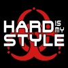 hard is my style - hardstyle vector - Men's T-Shirt