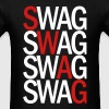 SWAG TWO COLOR VECTOR - Men's T-Shirt