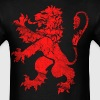 Red Lion Rampant - Men's T-Shirt