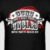 Uncle - Guns Don't Kill People, Uncle With Pretty - Men's T-Shirt