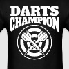 Darts Champion Retro Darts - Men's T-Shirt