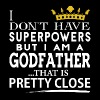 SUPER GODFATHER! - Men's T-Shirt