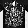 Occult Witch (white) - Men's T-Shirt