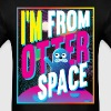 I'm From Otter Space - Cute Novelty - Men's T-Shirt
