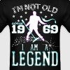 I AM A LEGEND-1969 - Men's T-Shirt