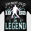 I AM A LEGEND-1952 - Men's T-Shirt