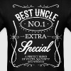BEST UNCLE - Men's T-Shirt
