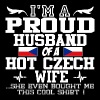 czech wife 1167621.png - Men's T-Shirt