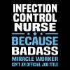 Infection Control Nurse - Men's T-Shirt