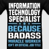 Information Technology Specialist - Men's T-Shirt