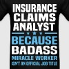 Insurance Claims Analyst - Men's T-Shirt