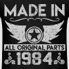 made in 1984 22.png - Men's T-Shirt