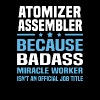 Atomizer Assembler - Men's T-Shirt