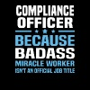 Compliance Officer - Men's T-Shirt