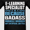 E-Learning Specialist - Men's T-Shirt