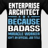 Enterprise Architect - Men's T-Shirt