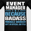 Event Manager - Men's T-Shirt