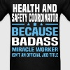 Health and Safety Coordinator - Men's T-Shirt