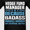 Hedge Fund Manager - Men's T-Shirt