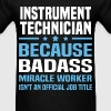 Instrument Technician - Men's T-Shirt