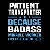 Patient Transporter - Men's T-Shirt