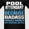Pool Attendant - Men's T-Shirt