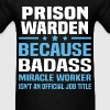 Prison Warden - Men's T-Shirt