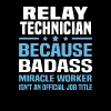 Relay Technician - Men's T-Shirt