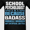 School Psychologist - Men's T-Shirt