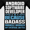 Android Software Developer - Men's T-Shirt