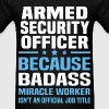 Armed Security Officer - Men's T-Shirt