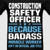 Construction Safety Officer - Men's T-Shirt