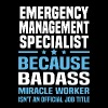 Emergency Management Specialist - Men's T-Shirt