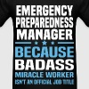 Emergency Preparedness Manager - Men's T-Shirt