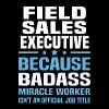 Field Sales Executive - Men's T-Shirt