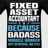 Fixed Asset Accountant - Men's T-Shirt