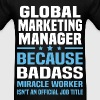 Global Marketing Manager - Men's T-Shirt