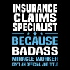 Insurance Claims Specialist - Men's T-Shirt