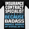 Insurance Contract Specialist - Men's T-Shirt
