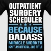 Outpatient Surgery Scheduler - Men's T-Shirt