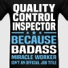 Quality Control Inspector - Men's T-Shirt