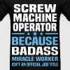Screw Machine Operator - Men's T-Shirt