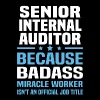 Senior Internal Auditor - Men's T-Shirt