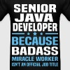 Senior Java Developer - Men's T-Shirt