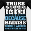 Truss Engineering Designer - Men's T-Shirt