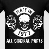 Made in 1977 All original parts - Men's T-Shirt