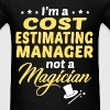 Cost Estimating Manager - Men's T-Shirt